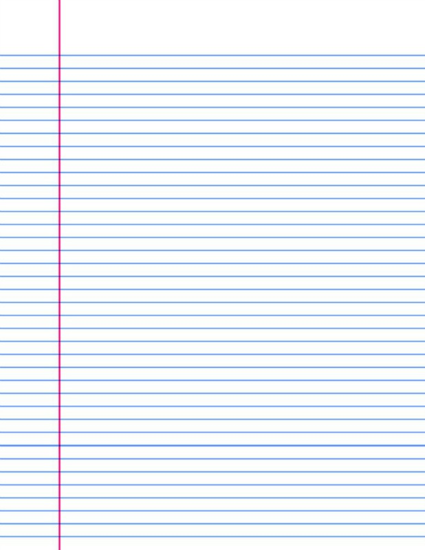customized lined writing paper How to make lined paper with microsoft word's online templates enable you to create lined paper for handwriting and save your customized templates with the.